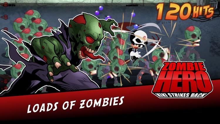 Zombie Hero: Kiki Strikes Back screenshot-4