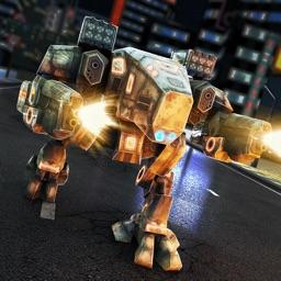 Steel Fighter | Robots War in Real Tokyo Street