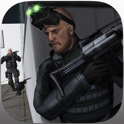 Секретный агент невидимости шпион игр - Побег