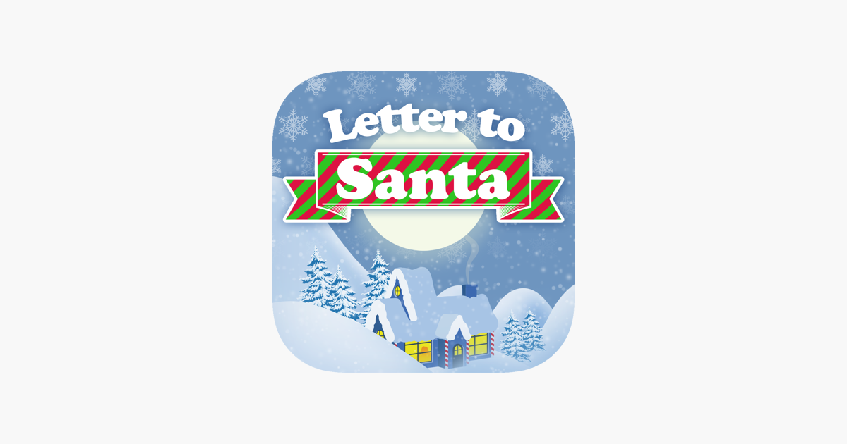 Letter to santa claus write to santa north pole on the app store letter to santa claus write to santa north pole on the app store spiritdancerdesigns Image collections