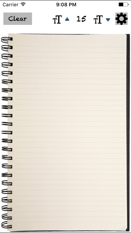 IsI Notepad (adfree) screenshot-0