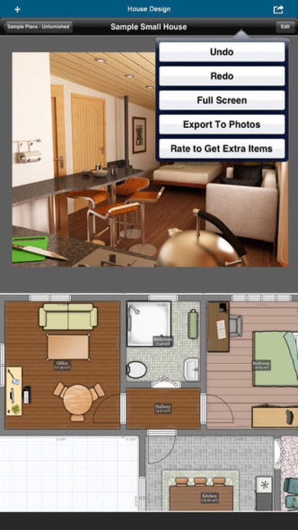 Home Plan - Interior Design & Floor Plan