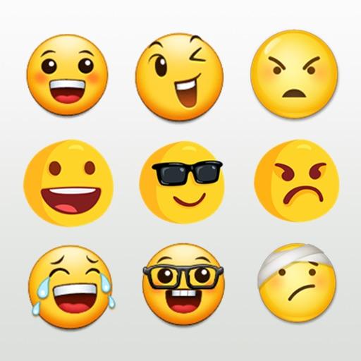 AMoji emoticons - Stickers & Emoji iOS App