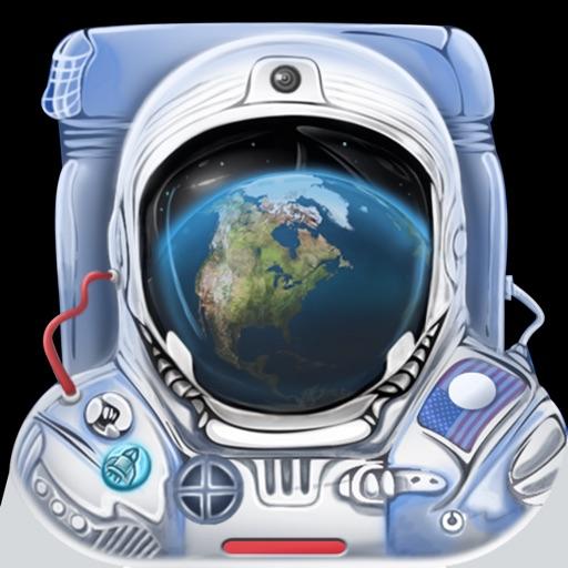 3D Space Walk Shuttle Simulator