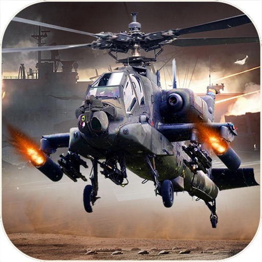Apache Desert Attack : New Helicopter War Strike icon