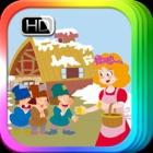 三个小矮人 - 睡前 童话 动画 故事 iBigToy icon