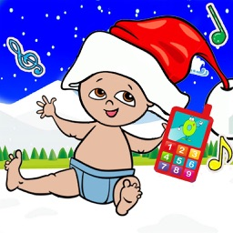 Christmas Baby Phone For Kids and Toddlers
