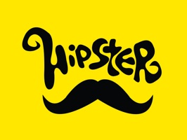 Hipster Style Stickers
