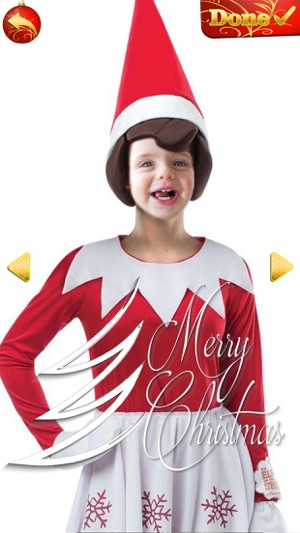Elf yourself christmas photo booth makeover free on the app store solutioingenieria Choice Image