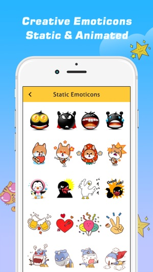 Emoji Free Emoticons Art And Cool Fonts Keyboard On The App Store