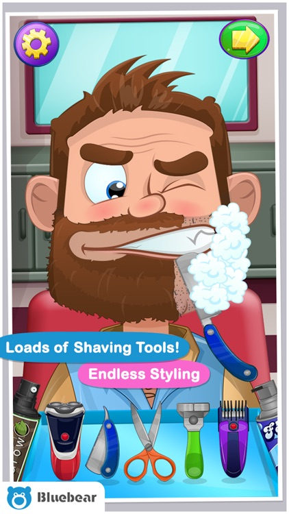 Crazy Shave™ screenshot-1