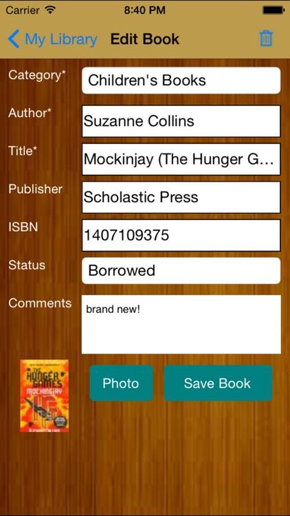 My Library Pro screenshot-4