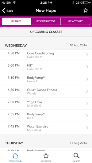 YMCA Twin Cities on the App Store