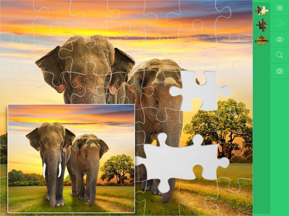 Jigsaw Puzzles Animals Cheat Codes
