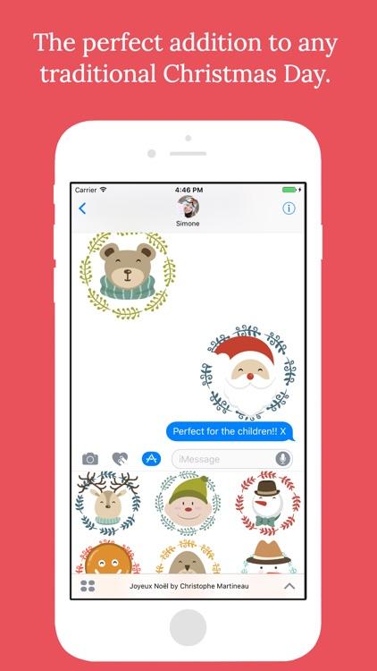 Joyeux Noël by Christophe Martineau screenshot-4