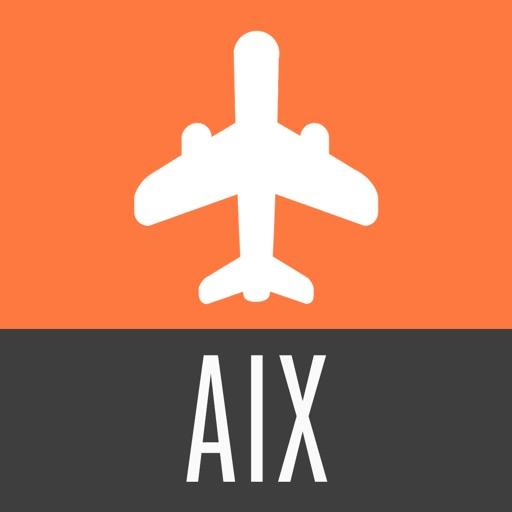 Aix en Provence Travel Guide & Offline Street Map