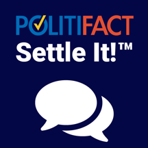 Settle It! PolitiFact's Argument Ender