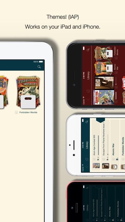 Comic Zeal Comic Book Reader screenshot-3