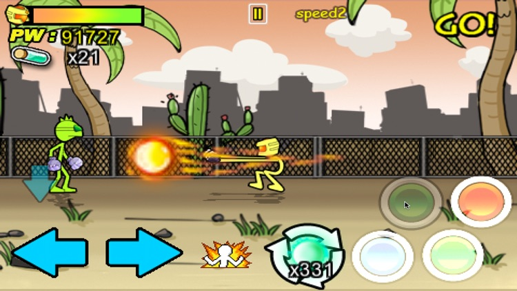AngerOfStick3: Invasion screenshot-2