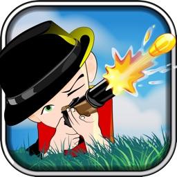 Gangster Kid Target Shooting - Best Target Shooting Game in HD