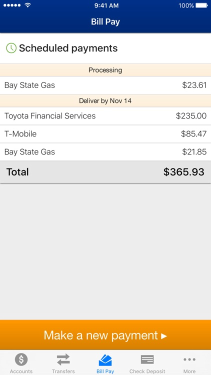 Redstone Federal Credit Union Mobile Banking screenshot-4