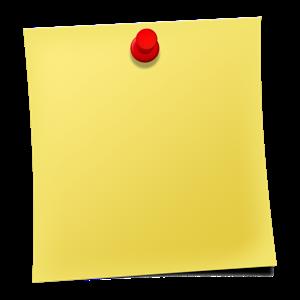 Simple Antnotes Productivity app