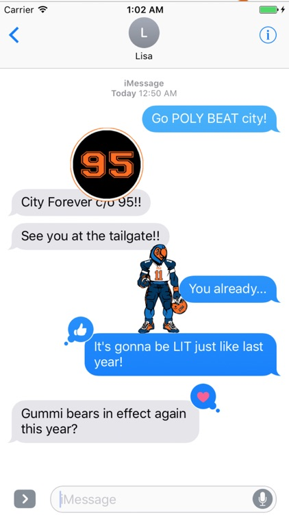 Poly-City Sticker Pack