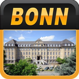 Bonn Offline Map Travel Guide