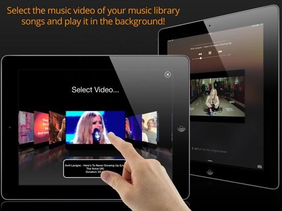 AudioViz  - View Songs Screenshots