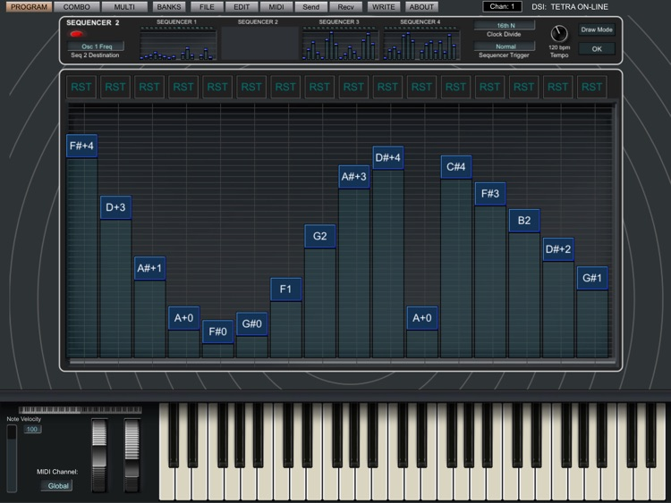 Tetra Sound Editor screenshot-4