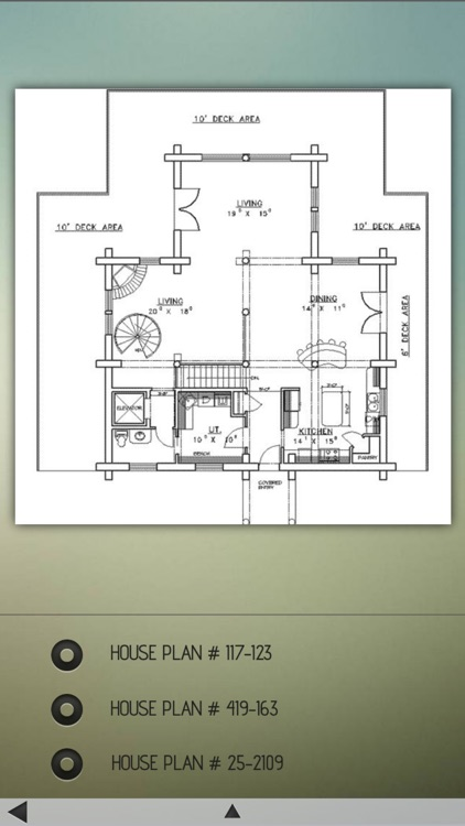 House Plans Volume 3 screenshot-2