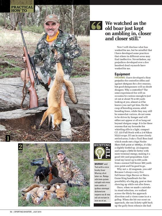 Australasian Sporting Shooter