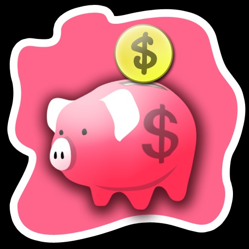 Piggy's Bank for iPad icon