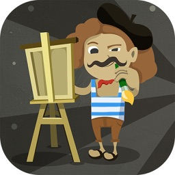 Famous Artists Trivia Quiz – Download Best Free Education Game and Become Fine Arts Pro