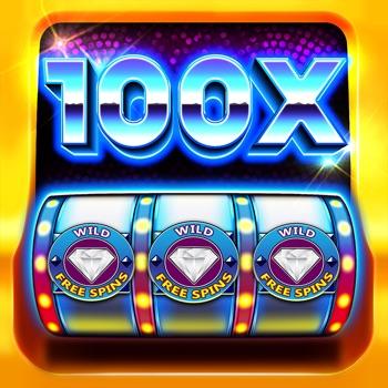 100x Slots Free! Real Vegas Slot Machines 777