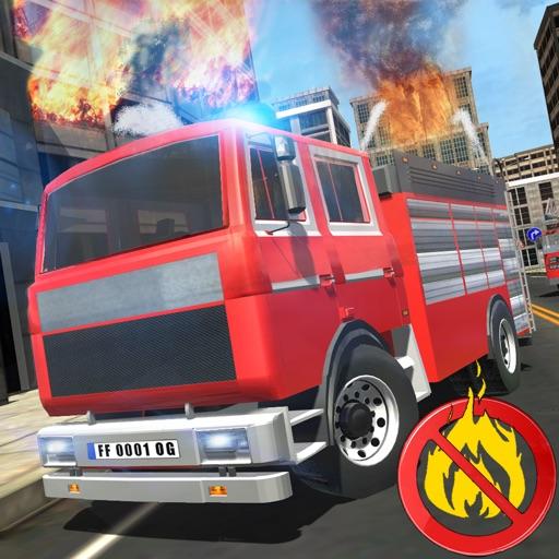 Firefighter - Simulator 3D iOS App