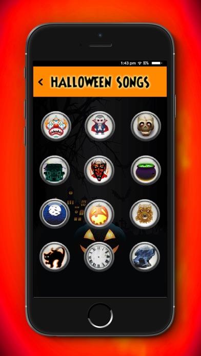 Halloween Songs - Pumpkin 2016 screenshot two