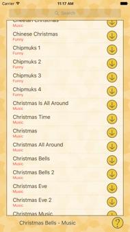 Christmas Ringtones Pro iphone images