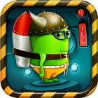 Monstro Saltare Corsa - Smash Candy Jumping Gioco icon