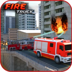 Activities of Fire Truck Emergency Rescue