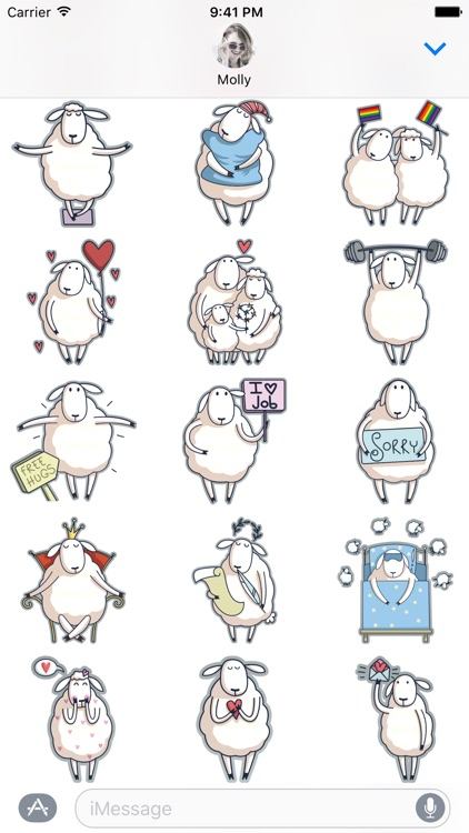 The Furry Herd – Wooly & Witty