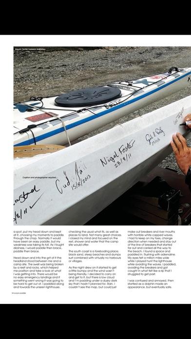 点击获取Ocean Paddler Magazine