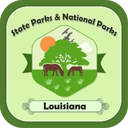 Louisiana - State Parks & National Parks Guide