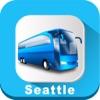 Seattle Streetcar Washington USA where is the Bus