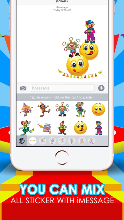 Funny Emoji Stickers Fun Keyboard Themes ChatStick