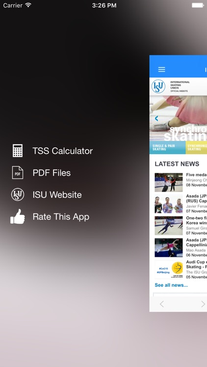 TSS Calculator