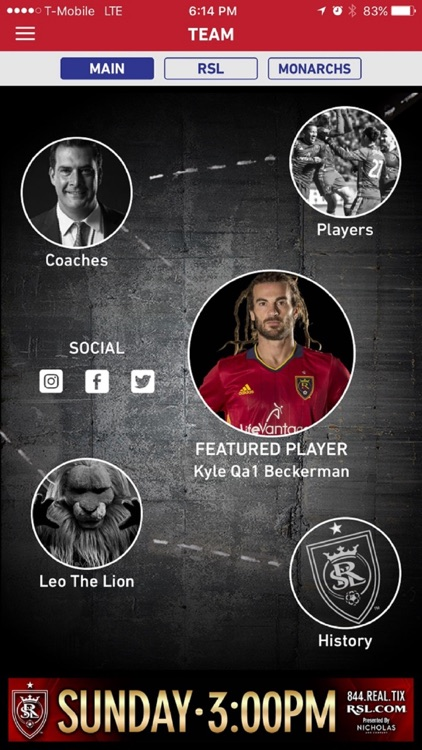 Real Salt Lake (Official Mobile App) screenshot-4