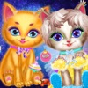 宠物猫化妆沙龙 - 女孩游戏
