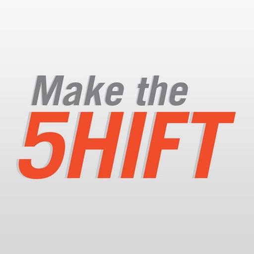 Make the 5HIFT icon