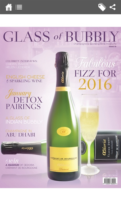Glass of Bubbly Magazine